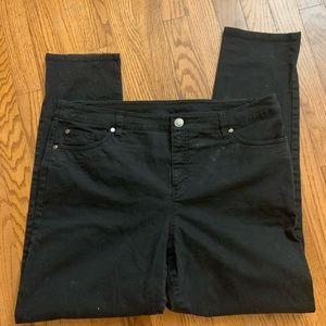 Cute black skinny jeans